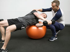 Personal Training Leuven Core Stability