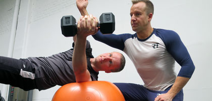 Personal training Leuven