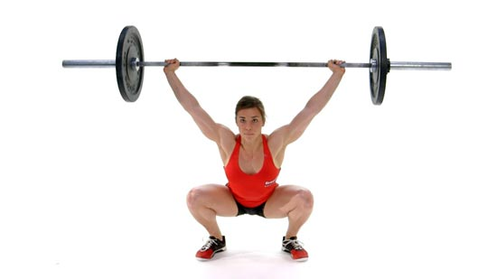 Snatch Olympic Lifts Leuven